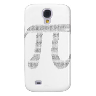 Digits of Pi Samsung Galaxy S4 Cover