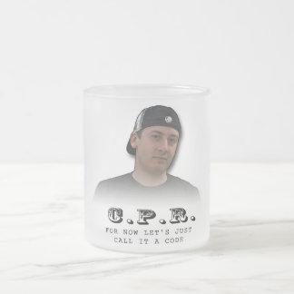 Digits - TS Frosted Mug