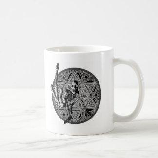 Digitus Impudicus Classic White Coffee Mug