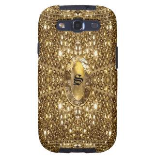 Digloos Gleem Monogram Samsung Galaxy S3 Covers