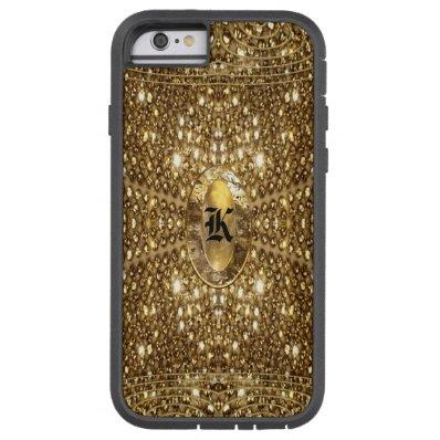 Digloos Gleem Monogram Tough Tough Xtreme iPhone 6 Case