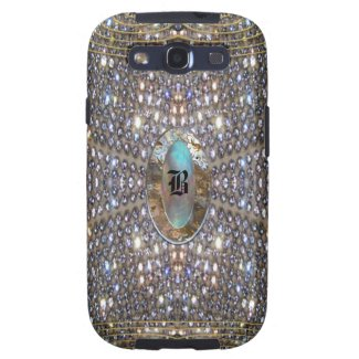 Digloos Monogram Samsung Galaxy S3 Covers