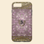 Digloos Pleurthye Elegant VII Monogram iPhone 7 Plus Case