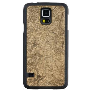Digne Carved® Maple Galaxy S5 Slim Case