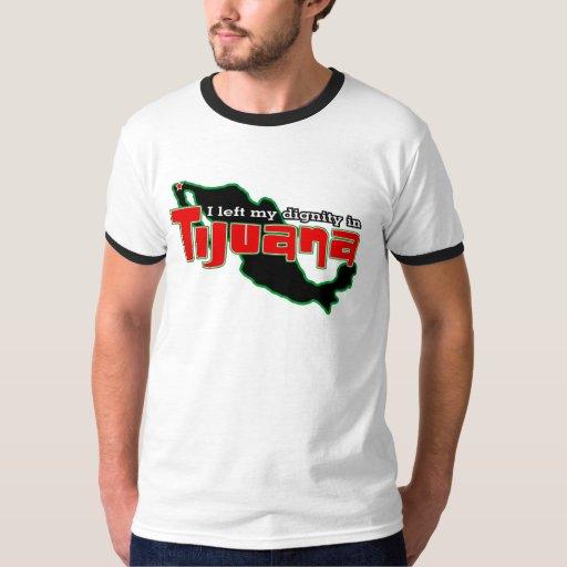 Dignidad de Tijuana Playeras