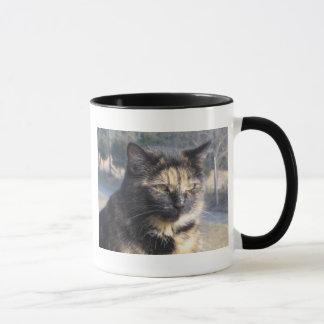 Dignified Cat Mug
