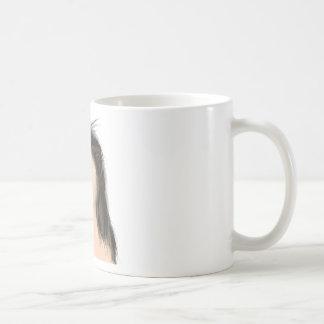 Dignified [japanese kanji] coffee mug