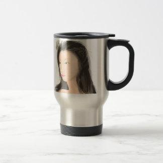 Dignified [japanese kanji] travel mug