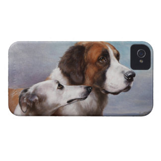 Dignity and Grace ID iPhone 4 Case