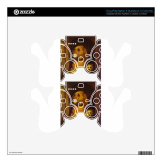 Dignity and Impudence by Edwin Henry Landseer PS3 Controller Decal