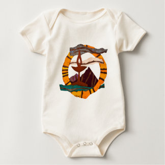Dignity for All Baby Bodysuit