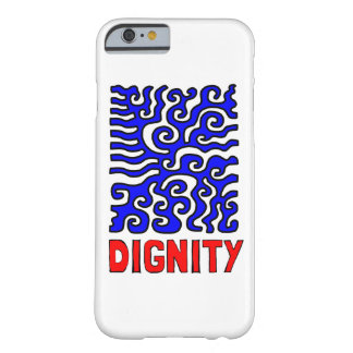 """""""Dignity"""" Glossy Phone Case"""