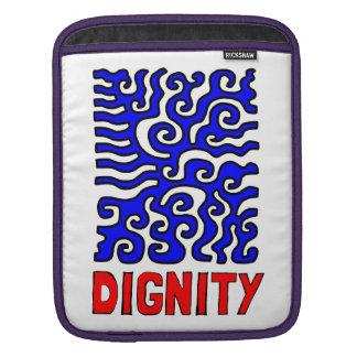 """""""Dignity"""" iPad, iPad Mini, MacBook Air Sleeve"""
