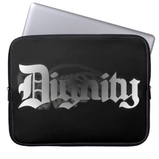 Dignity Laptop Sleeve