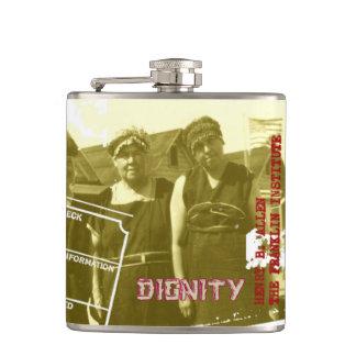 Dignity Three Ladies Flasks