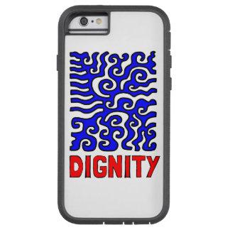 """Dignity"" Tough Xtreme Phone Case"