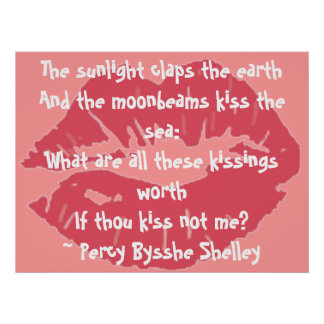 Digno de cuál son todos estos kissings…  Poster
