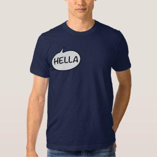 Digo a Hella Playeras