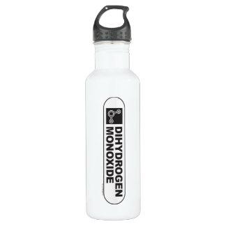 Dihydrogen Monoxide Bottle 24oz Water Bottle