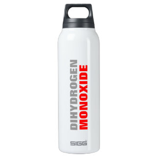 Dihydrogen Monoxide SIGG Thermo 0.5L Insulated Bottle