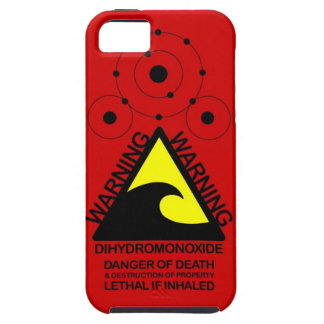 Dihydromonoxide Iphone 5 iPhone SE/5/5s Case
