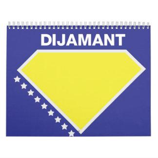 Dijamant Kalendar Calendar