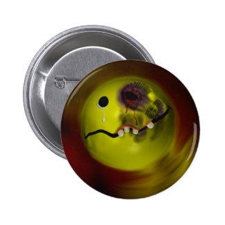 ¡Dije el trapo que sonrisa de su cara! Botón Pin Redondo De 2 Pulgadas