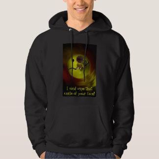 ¡Dije el trapo que sonrisa de su cara! Camisa