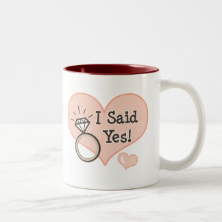 Dije sí la taza del compromiso
