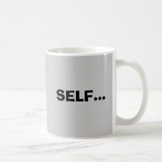 Dije tan a mí mismo…, UNO MISMO… Tazas De Café