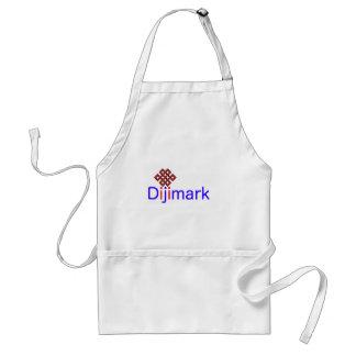 dijimark pc adult apron