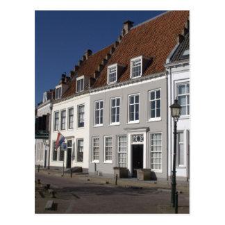 Dijkstraat, Wijk bij Duurstede Postcard