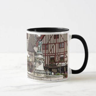 Dijon Around the fountain Mug