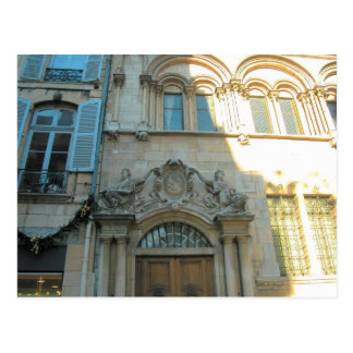 Dijon, Borgoña, Francia, entrada de la ciudad de Postales