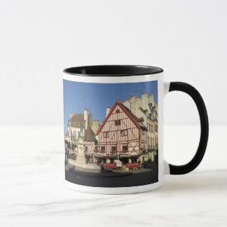 Dijon Carouselle and coffee Mug