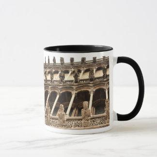 Dijon Cathedral fasçade Mug