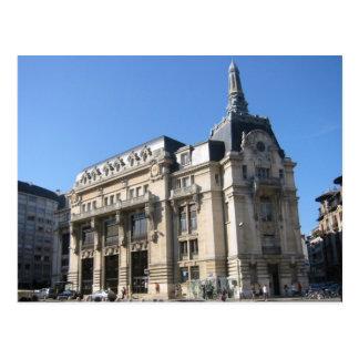 Dijon, CPost Office Post Card