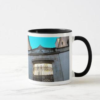 Dijon elegant gateway mug