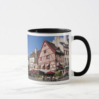 Dijon Half timbered houses Mug