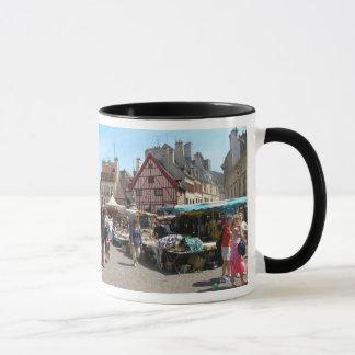 Dijon Market day Mug