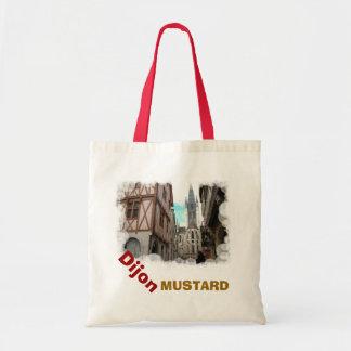 Dijon Mustard 11 Budget Tote Bag