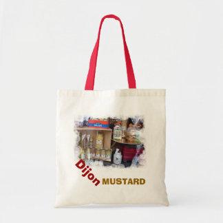 Dijon Mustard 12 Budget Tote Bag