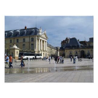 Dijon Photographic Print