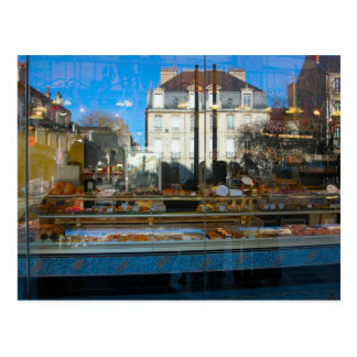 Dijon, reflexiones postales