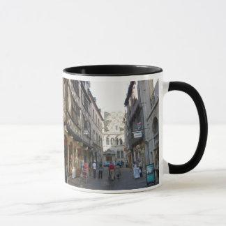 Dijon Shopping street Mug