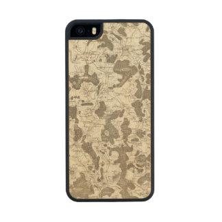 Dijon Carved® Maple iPhone 5 Slim Case