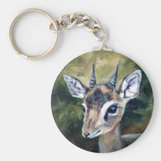 Dikdik Dwarf Antelope Keychain