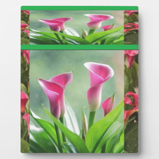 DIL Garden Hogaya : Flowers LEAF Photo Plaques