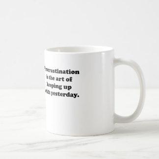 Dilación Tazas De Café