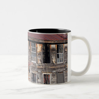 Dilapidated Mug